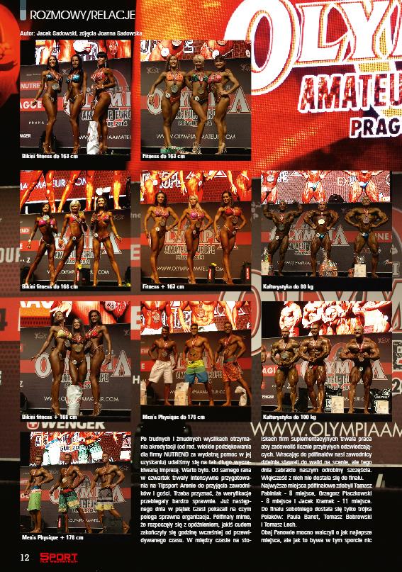 OlympiaAmateurEuropePragp1