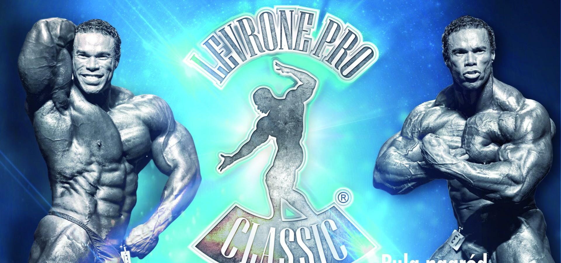 Shawn Ray poprowadzi Kevin Levrone Pro Classic