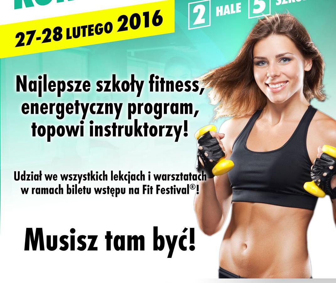Fit Festival Konwencja Fitness