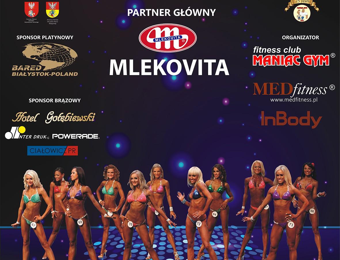 Mistrzostwa Świata w Fitness 2016 – Białystok 12-13.11.2016