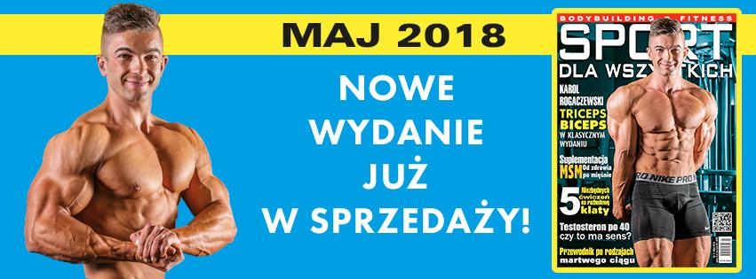 NOWE WYDANIE MAJ 2018